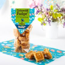 Cotswold Fudge Co Sea Salt - Vegan